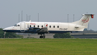 PH-RAT - Beech 1900D - EuroManx Airways (Rossair Europe)