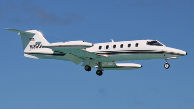 N35DL - Bombardier Learjet 35A - Private