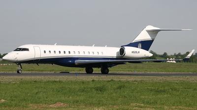 A picture of N528JR - Bombardier Global Express - [9177] - © Trevor Mulkerrins