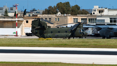 ZA679 - Boeing Chinook HC.2 - United Kingdom - Royal Air Force (RAF)