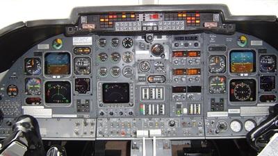 PT-LXO - Bombardier Learjet 55C - Manaca Taxi Aéreo