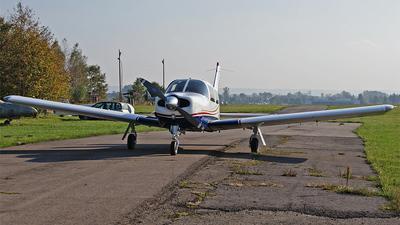A picture of SPAIM - Piper PA28R200 Cherokee Arrow II - [28R7435174] - © Damian Kot