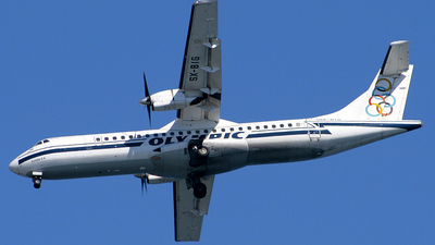 SX-BIG - ATR 72-202 - Olympic Airlines