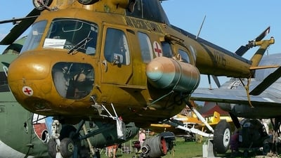 0715 - Mil Mi-2 Hoplite - Czech Republic - Air Force
