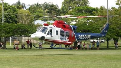 VH-ESA - Bell 412 - Queensland Government - Queensland Emergency Services