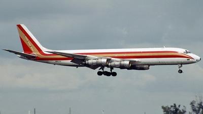 N802CK - Douglas DC-8-54(F) - American International Airways