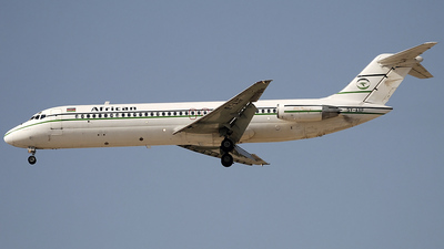 5Y-AXF - McDonnell Douglas DC-9-32 - African Express Airways