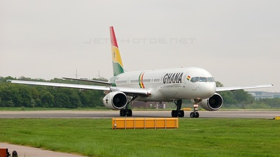 N930RD - Boeing 757-225 - Ghana International Airlines (Ryan International Airlines)