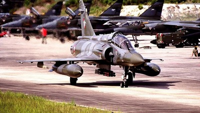 628 - Dassault Mirage 2000 - France - Air Force