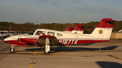 N187TX - Piper PA-44-180 Seminole - Spartan College of Aeronautics