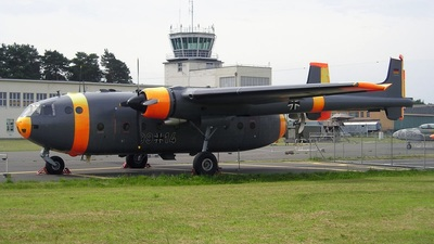 99-14 - Nord 2501 Noratlas - Germany - Air Force
