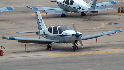 370 - Socata TB-20 Pashosh - Israel - Air Force