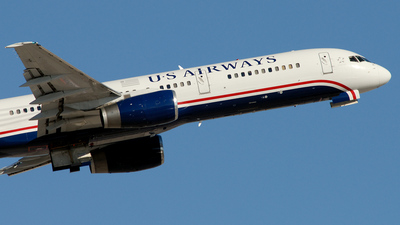 N905AW - Boeing 757-2S7 - US Airways
