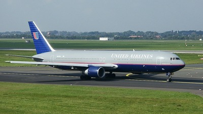 N650UA - Boeing 767-322(ER) - United Airlines
