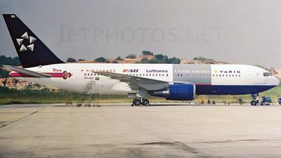 PP-VNS - Boeing 767-241(ER) - Varig