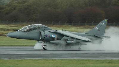 ZH656 - British Aerospace Harrier T.10 - United Kingdom - Royal Air Force (RAF)