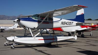 A picture of N8435T - Cessna 182B Skylane - [52335] - © Paul Chandler