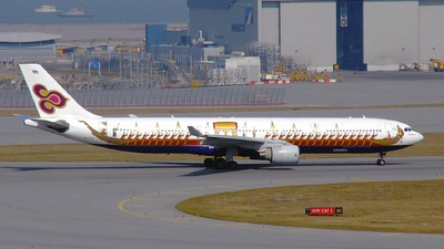 HS-TEK - Airbus A330-322 - Thai Airways International