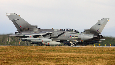 ZA473 - Panavia Tornado GR.4 - United Kingdom - Royal Air Force (RAF)
