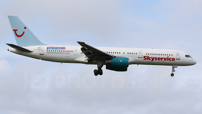 C-FLOX - Boeing 757-2Y0 - Skyservice Airlines