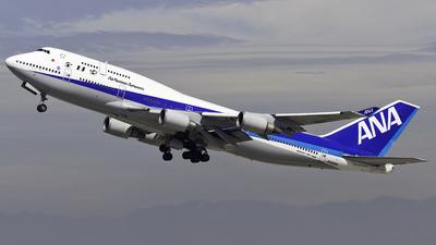 JA8094 - Boeing 747-481 - All Nippon Airways (ANA)