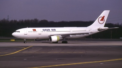 TC-ONU - Airbus A300B4-203 - Onur Air