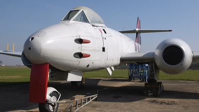 WH364 - Gloster Meteor F.8 - United Kingdom - Royal Air Force (RAF)