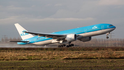 PH-BQB - Boeing 777-206(ER) - KLM Royal Dutch Airlines