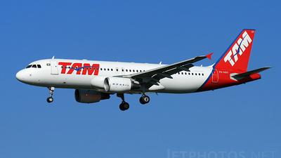 PR-MHY - Airbus A320-214 - TAM Linhas Aéreas