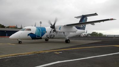 C-FXBX - Bombardier Dash 8-Q202 - SATA Air Açores