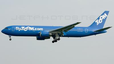 G-CZNA - Boeing 767-306(ER) - Zoom Airlines UK