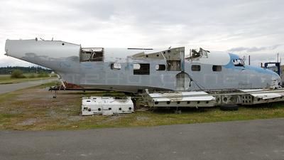 N628SS - Grumman G-73 Mallard - Private