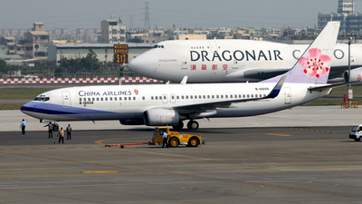 B-18608 - Boeing 737-809 - China Airlines