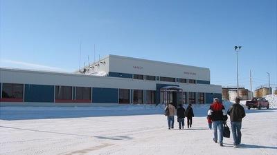 CYRB - Airport - Terminal
