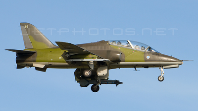 HW-316 - British Aerospace Hawk - Finland - Air Force