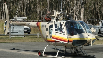 A picture of VHFHX - Bell 206B JetRanger III - [2822] - © Simon Coates