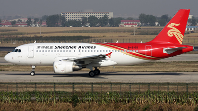 B-6165 - Airbus A319-115 - Shenzhen Airlines