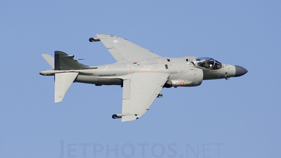 N94422 - British Aerospace Sea Harrier F/A.2 - Private