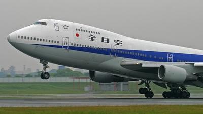 JA8153 - Boeing 747SR-81 - All Nippon Airways (ANA)