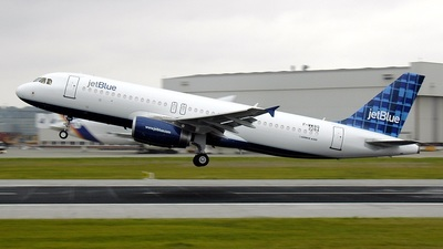 F-WWBQ - Airbus A320-232 - jetBlue Airways