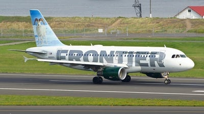 N925FR - Airbus A319-111 - Frontier Airlines