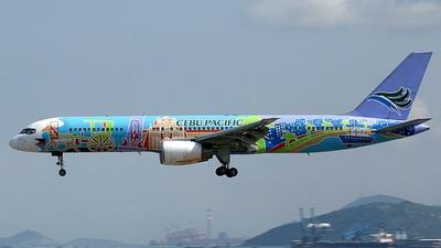 RP-C2714 - Boeing 757-236 - Cebu Pacific Air