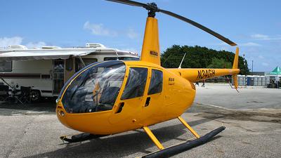 N34GH - Robinson R44 Clipper II - Private