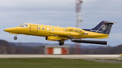 SE-RCA - Bombardier Learjet 35A - Saab Nyge Aero