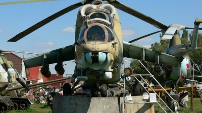 0216 - Mil Mi-24D Hind D - Czech Republic - Air Force