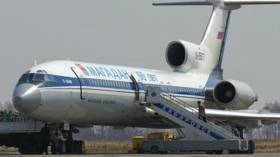 RA-85677 - Tupolev Tu-154M - Mavial - Magadan Airlines
