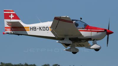 A picture of HBKDO - Robin DR400/200R - [2133] - © Dubravko Sertovic