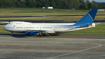 TF-AAA - Boeing 747-236B(SF) - Air Atlanta Icelandic