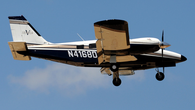 A picture of N4168D - Piper PA34220T - [3449158] - © Alexander Portas