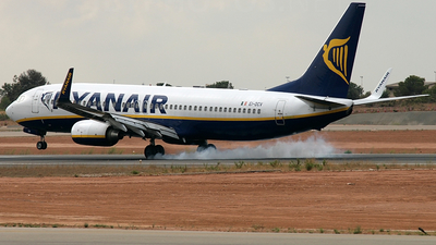 EI-DCV - Boeing 737-8AS - Ryanair